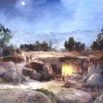 The Dark Night of Jesus' Birth?