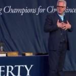 Glenn Beck Invokes Joseph Smith, Mormon Beliefs During Liberty University Speech