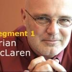 Brian McLaren's Palestinian Justice Speech