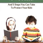 NEW PRINT BOOKLET TRACT: Popular Books That Introduce Children to the Occult and 5 Steps You Can Take to Protect Your Kids