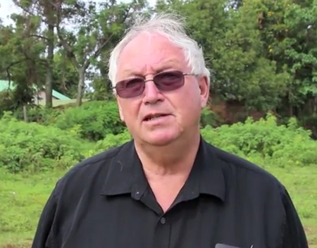 Roger Oakland in Kenya - March 2014