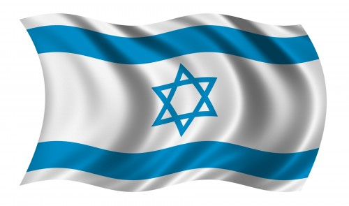 bigstock-Flag-Of-Israel-160967