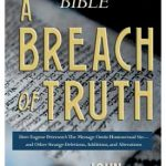 "NEW BOOKLET: The Message ""Bible""— A Breach of Truth"