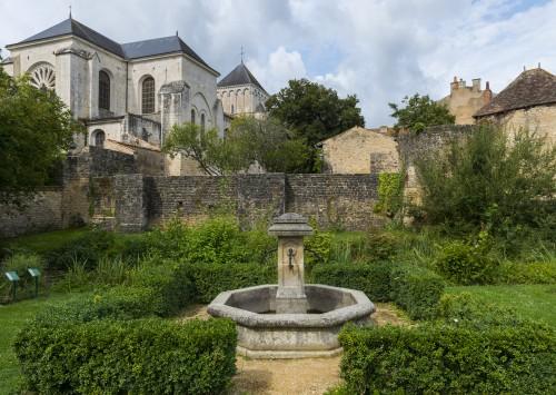 Monastery Nouaille Maupertuis