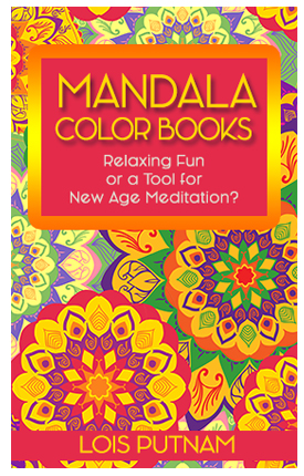 mandala color books