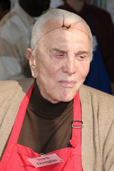 "Times of Israel: ""Kirk Douglas Gets Early 100th Birthday ..."