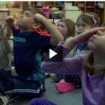 Mindfulness, Meditation Techniques Being Used in Public School Classrooms Across County on 750,000 Students