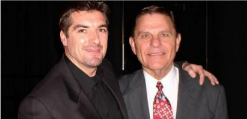 Tony Palmer with Kenneth Copeland