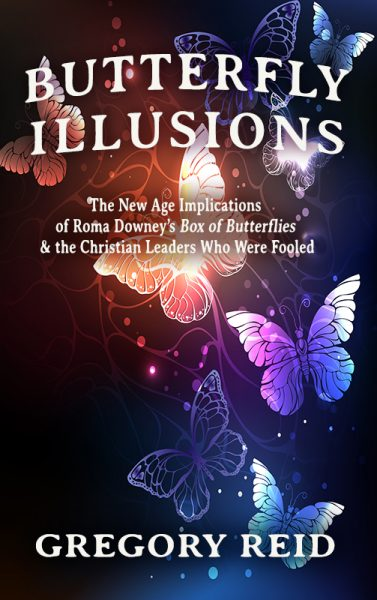 Butterfly Illusions by Gregory Reid