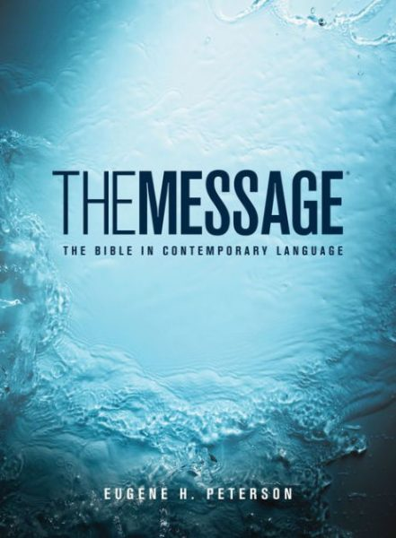 The Message 'bible'